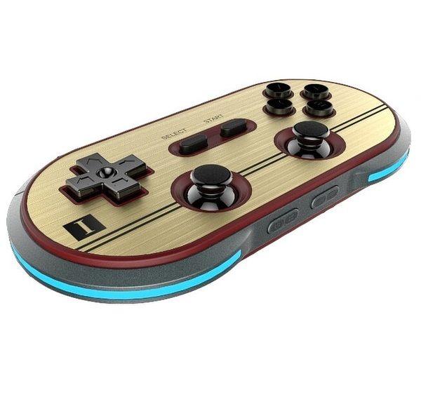 Controle Fc30 Nes Nintendo Pro Bluetooth