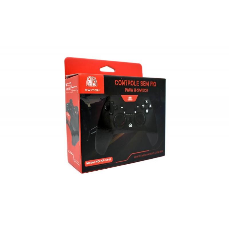 Controle joystick sem fio Knup KP-5141