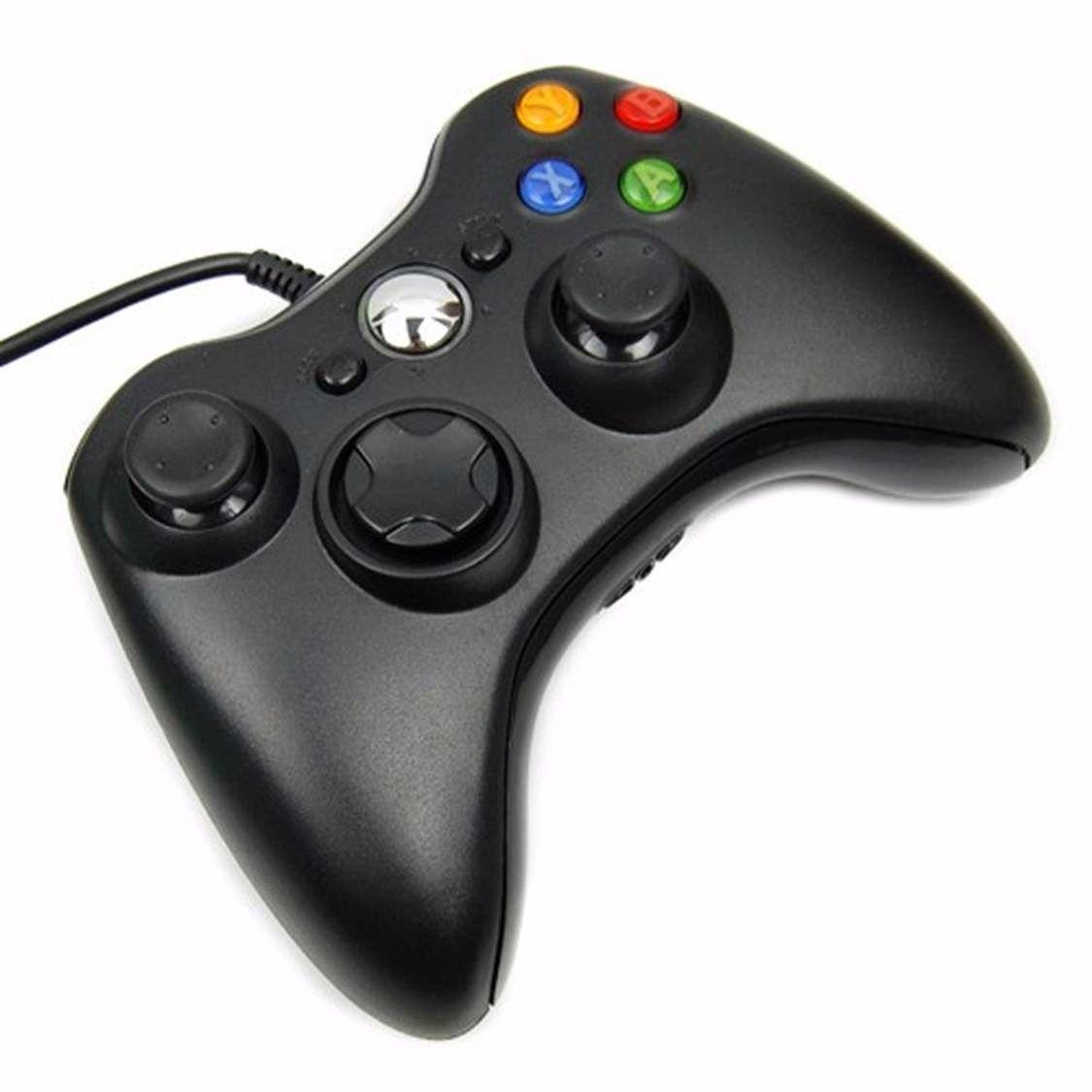 Controle Joystick Usb Tipo Xbox para PC e Raspberry