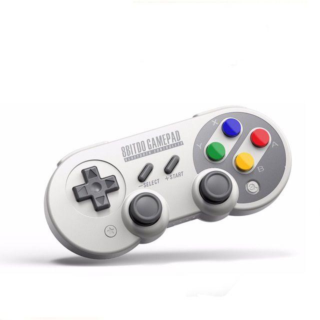 Controle SF30 PRO Bluethooth Gamepad 8Bitdo