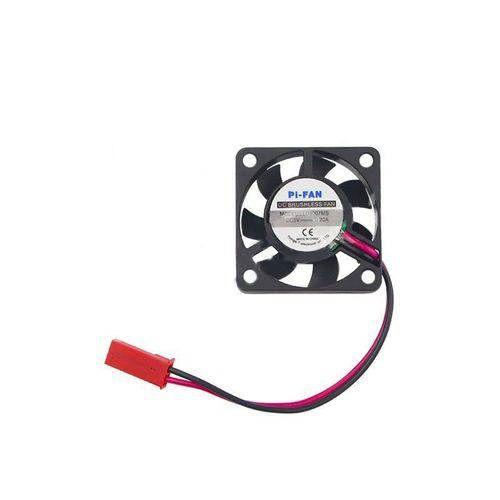 Cooler De 7mm Para Raspberry Pi 3 Pi3 - 30x30x7mm 5v