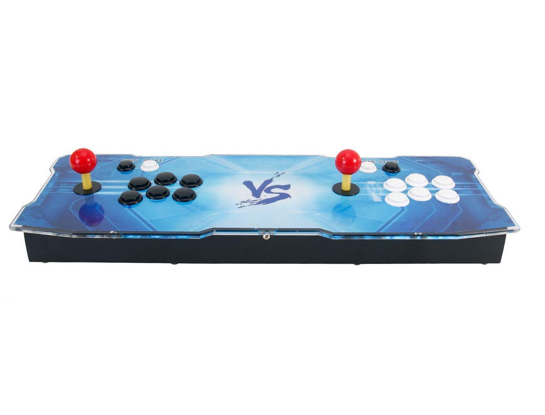Fliperama Portátil Digital Controle Arcade Pandora 1299 Jogos