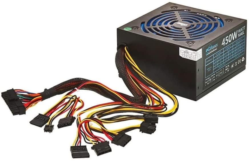 FONTE PARA PC ATX 450W