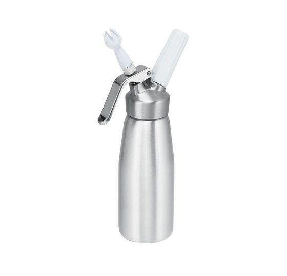Garrafa Sifão para Chantilly em Alumínio 250ml - Mimo Style
