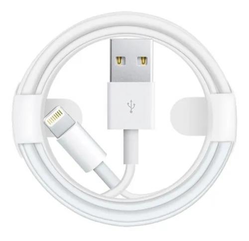 KIT 10 CABOS USB CARREGADOR IPHONE ORIGINAL FONXONN ( ATACADO REVENDA )