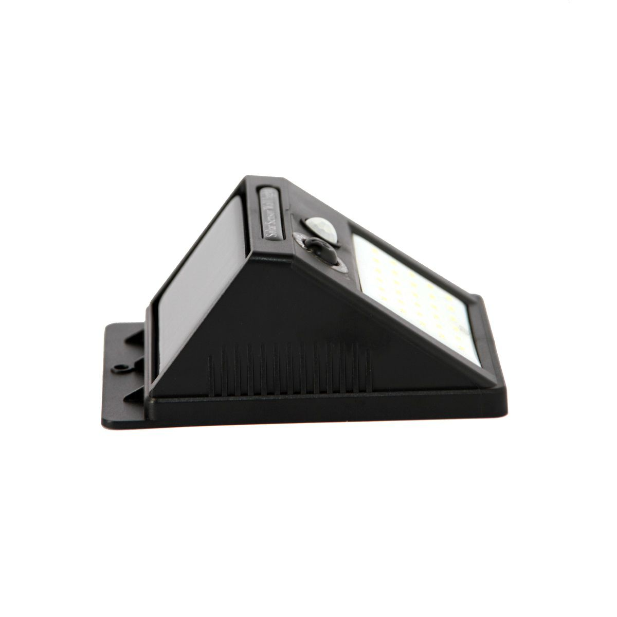 Kit 2 Arandela Led Solar de Parede com Sensor 6W Branco Frio