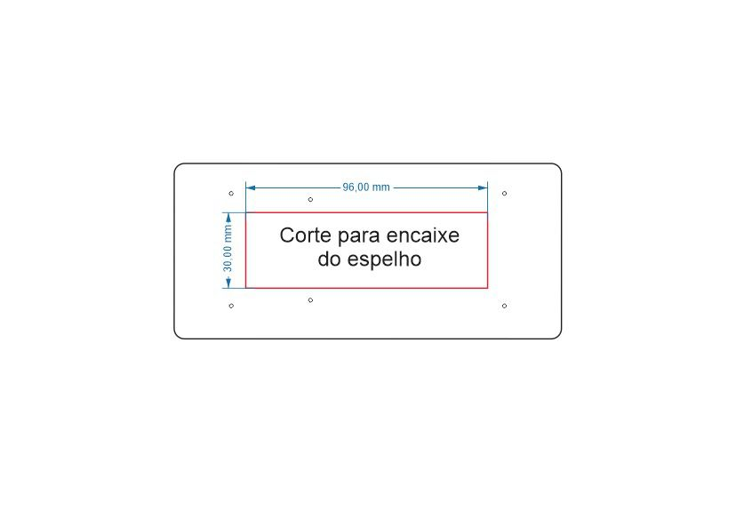 Kit Mini Painel Arcade Raspberry Pi 3 Com Tomada Botão Cabos