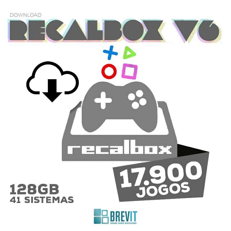 LINK DE DOWNLOAD BREVIT V6 ``DRAGONBLAZE´´ 128GB P/ RASP B E B+
