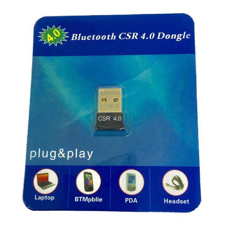 Mini Adaptador Bluetooth Csr Ver. 4.0 Dongle Oem