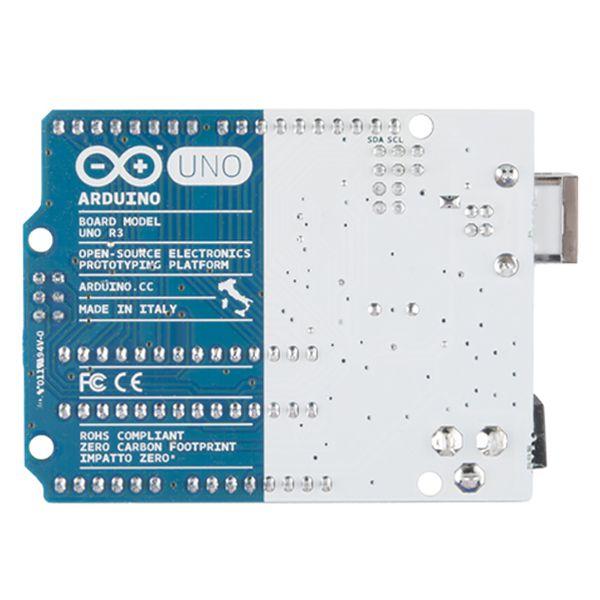 PLACA UNO R3 ORIGINAL + CABO USB PARA ARDUINO