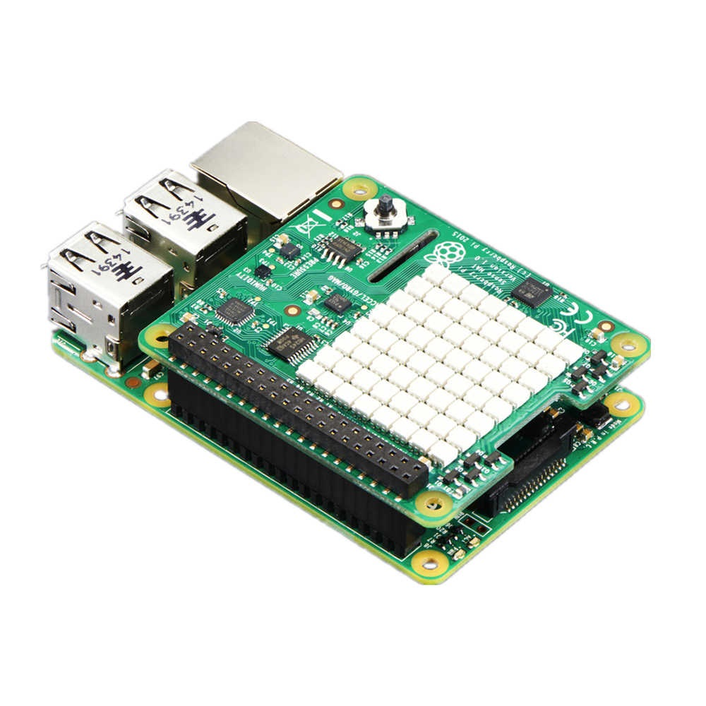 Sense Hat Para Raspberry Pi 3 Pi3