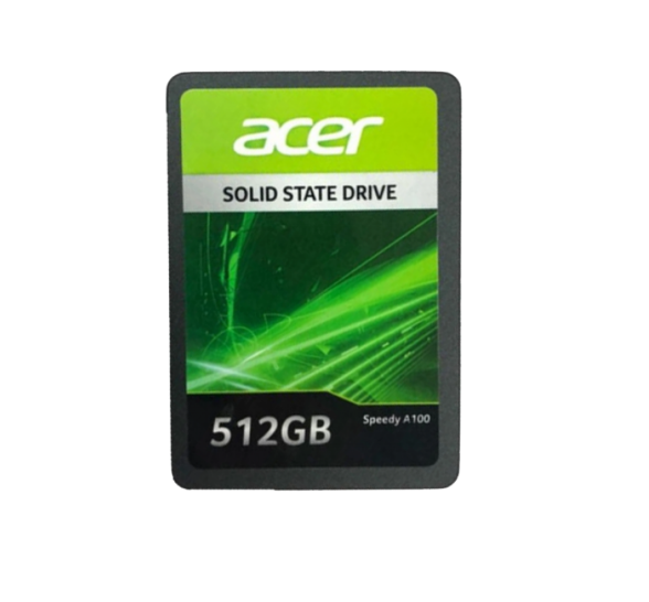 SSD ACER 512GB