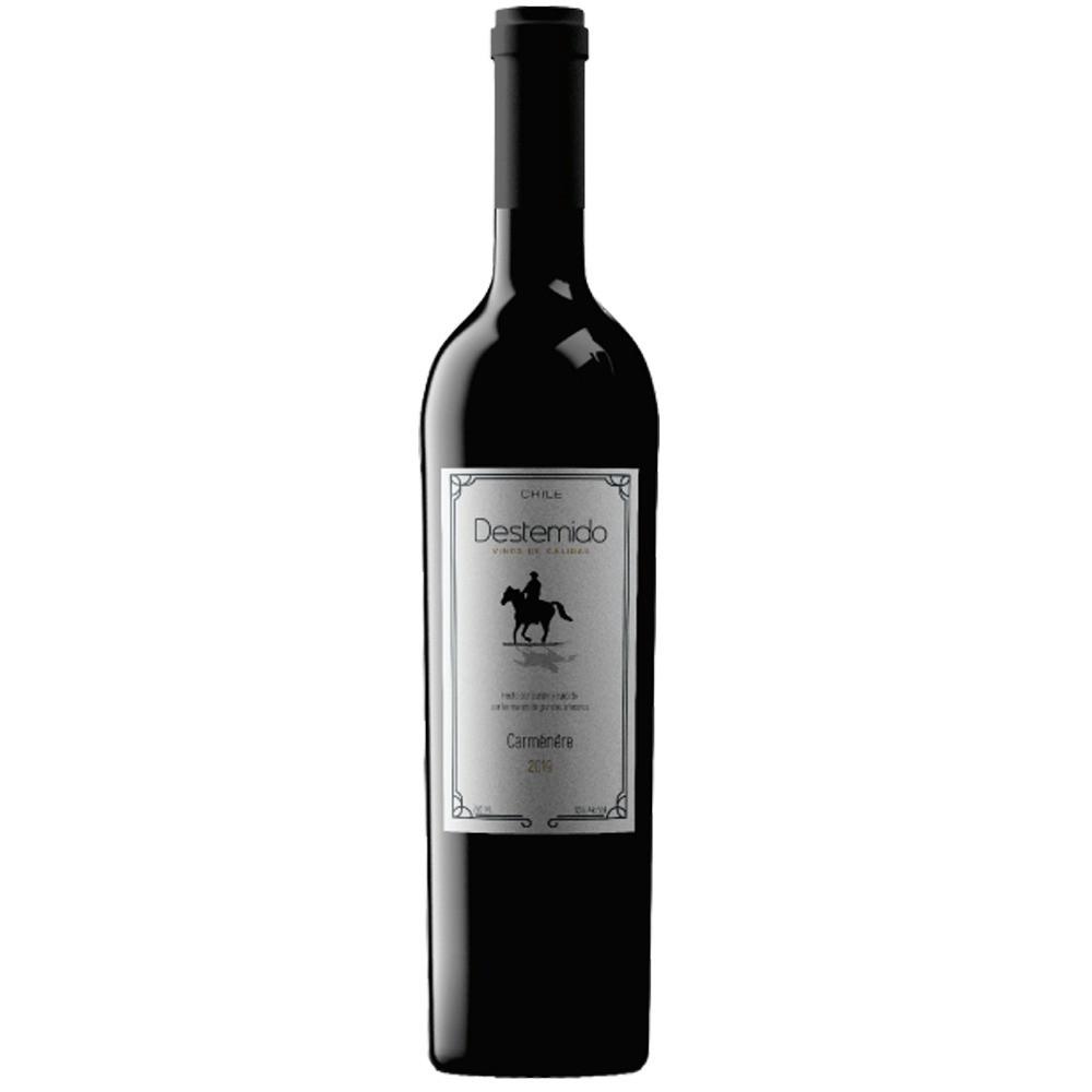 Vinho Tinto Destemido Carménère