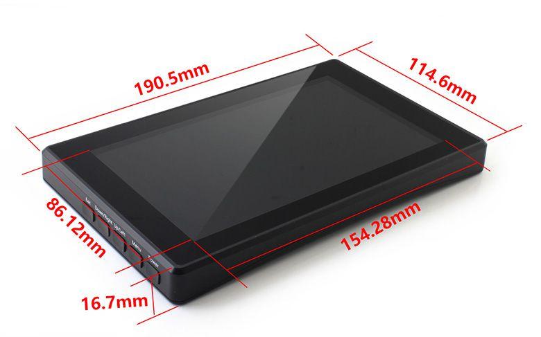 WAVESHARE LCD 7 INCH HDMI 1024X600