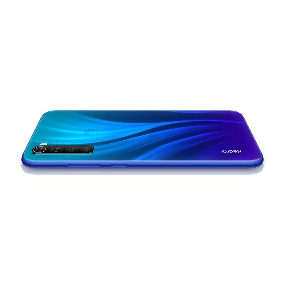 XIAOMI REDMI NOTE 8 NEPTUNE BLUE 4GB RAM / 128GB ROM