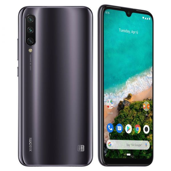XIAOMI MI A3 KIND OF GREY 4GB RRAM / 128GB ROM