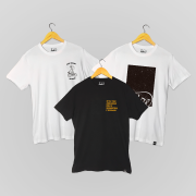 Kit 3 Camisetas - Launch Pack
