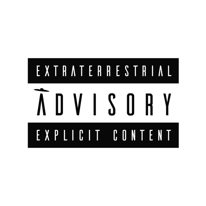 Camiseta Explicit Content - Branca