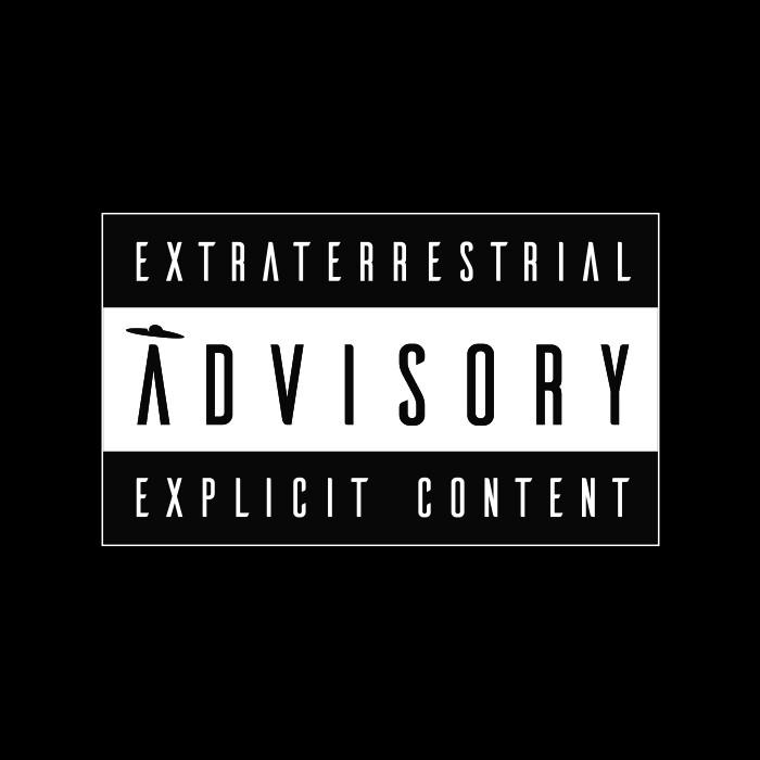 Camiseta Explicit Content - Preta