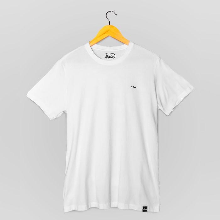 Camiseta Little Ovni - Branca