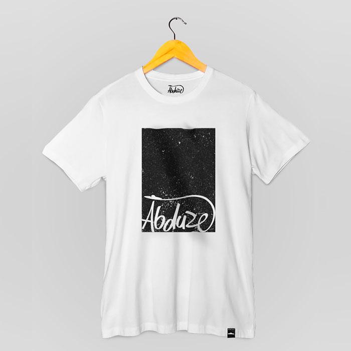 Camiseta Square - Branca