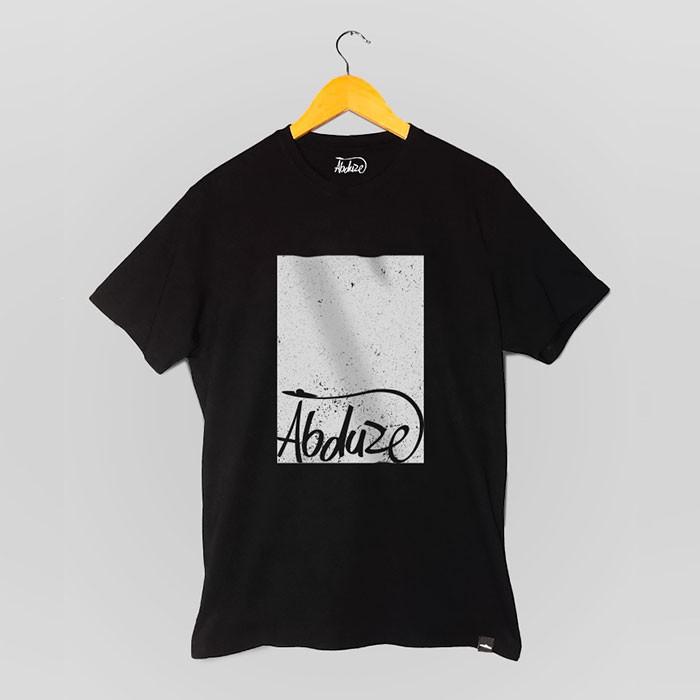 Camiseta Square - Preta
