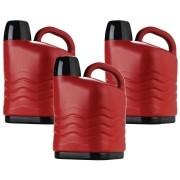 Garrafão Térmico Bombona Invicta 5 Litros - Kit com 3 Unidades