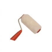 Rolo Lã de Carneiro Natural com Poliéster 15cm Roma - 8 Unidades
