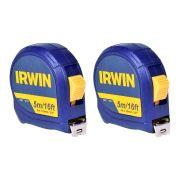 Trena Irwin Standard 5m - Kit com 2 Unidades