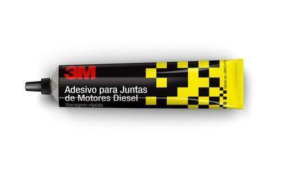 Adesivo 3M para Junta de Motores Diesel - 12 Unidades