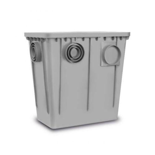 Caixa Gordura 52L com Refil Roma