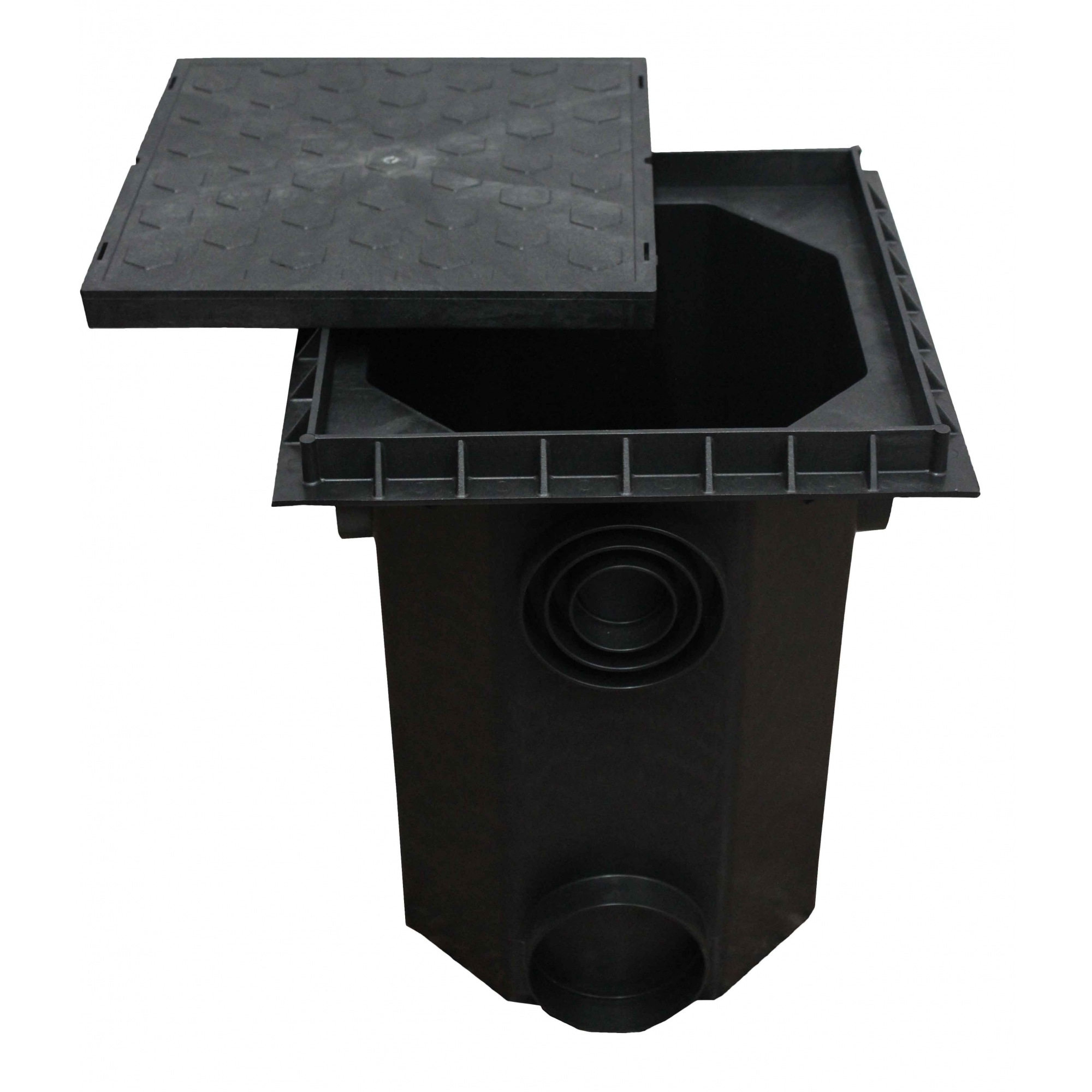 Caixa Múltipla para Inspeção ou Passagem 350 x 350mm Roma