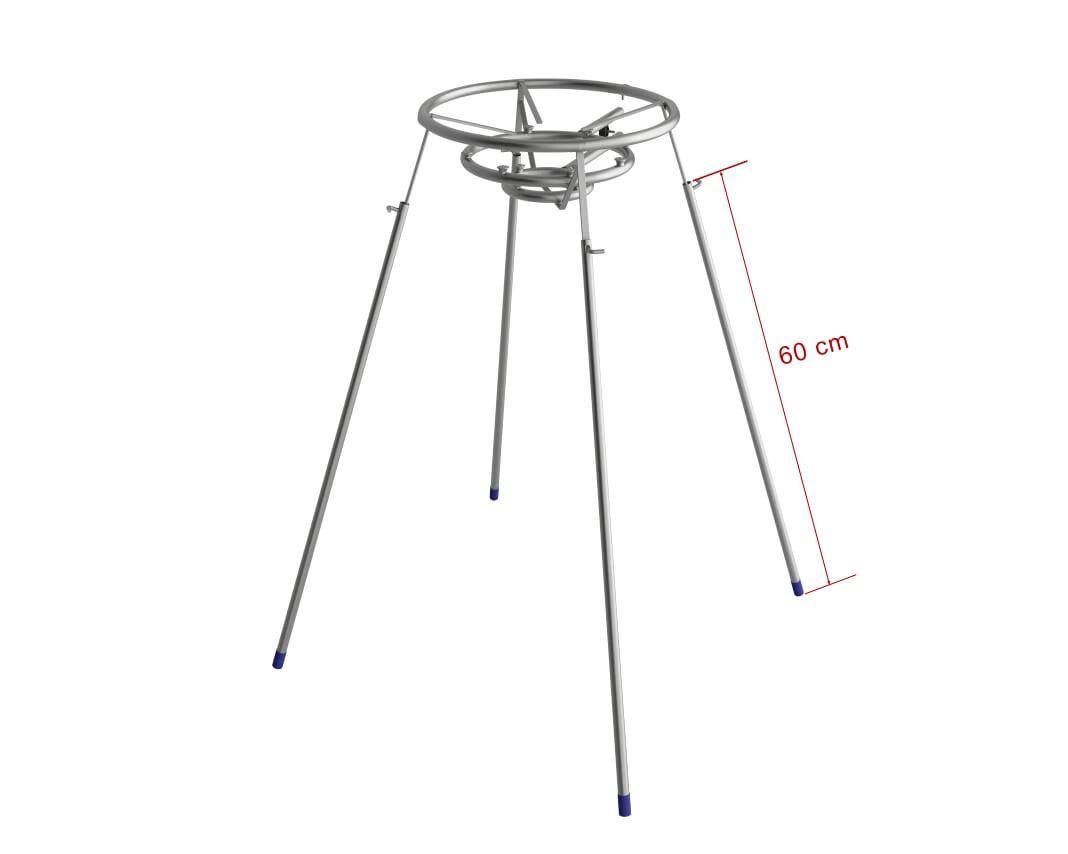 Conjunto de Pés para Fogareiro Qualinox 60cm