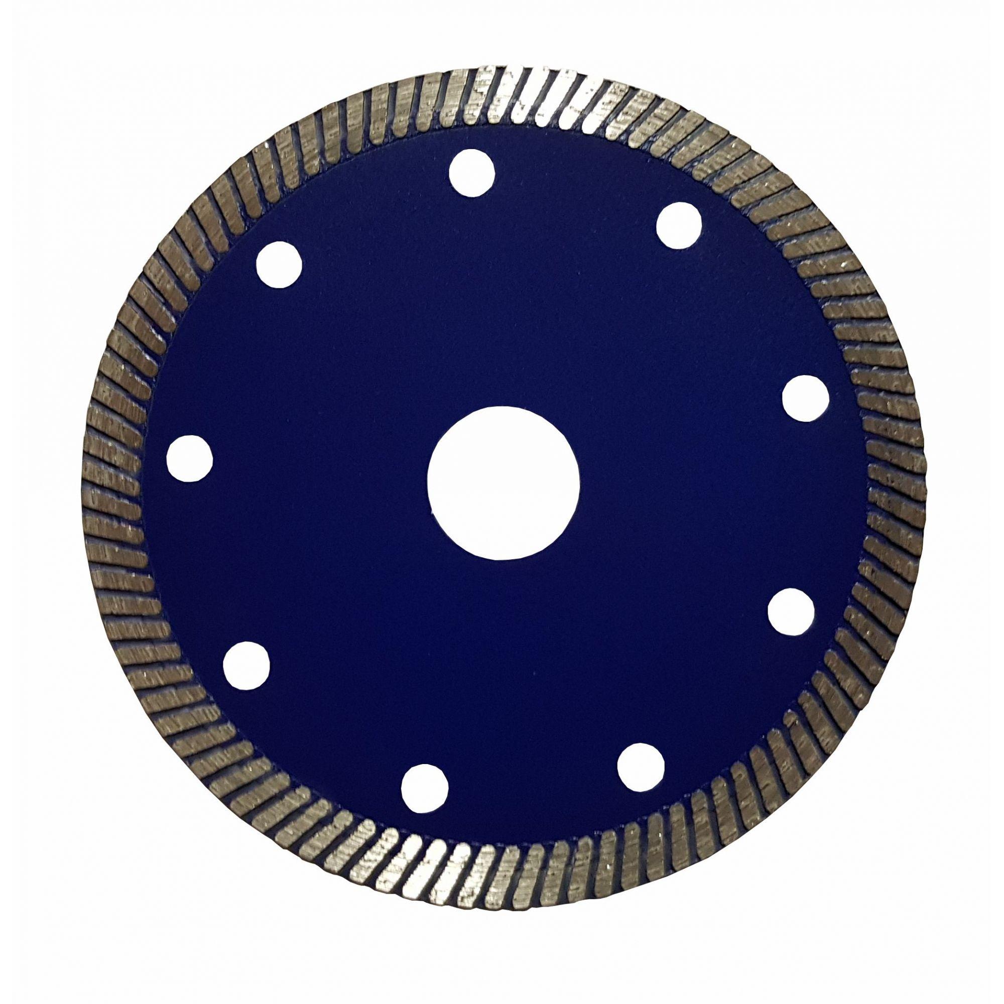 Disco Diamantado para Porcelanato 110mm Conex Pró - Kit com 2 Unidades