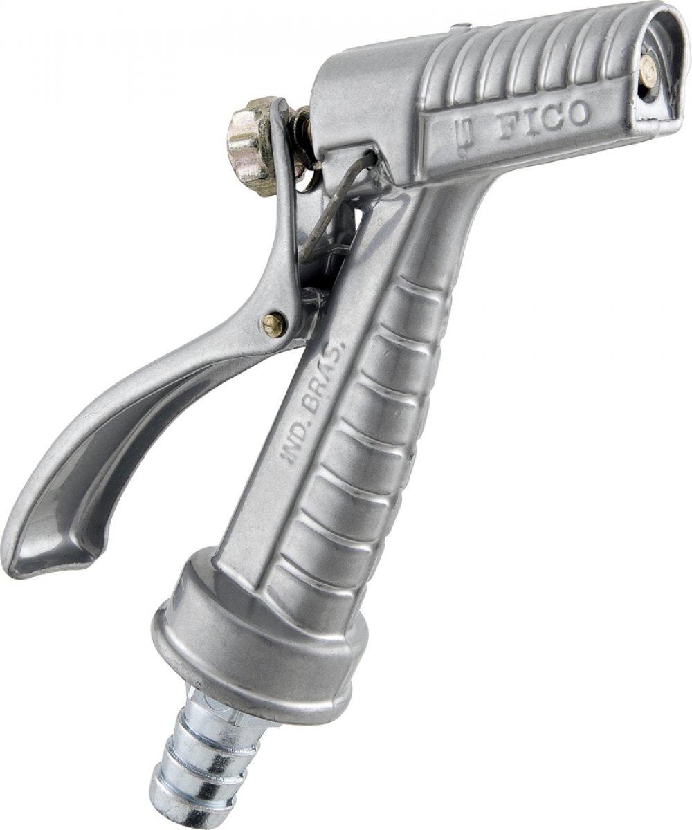 Esguicho Revolver Pistola Metal 1/2 Pol Tradicional FICO - 4 Unidades