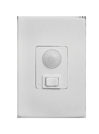 Interruptor Inteligente Sensor de Presença com Chave ON/OFF Qualitronix - 2 Unidades