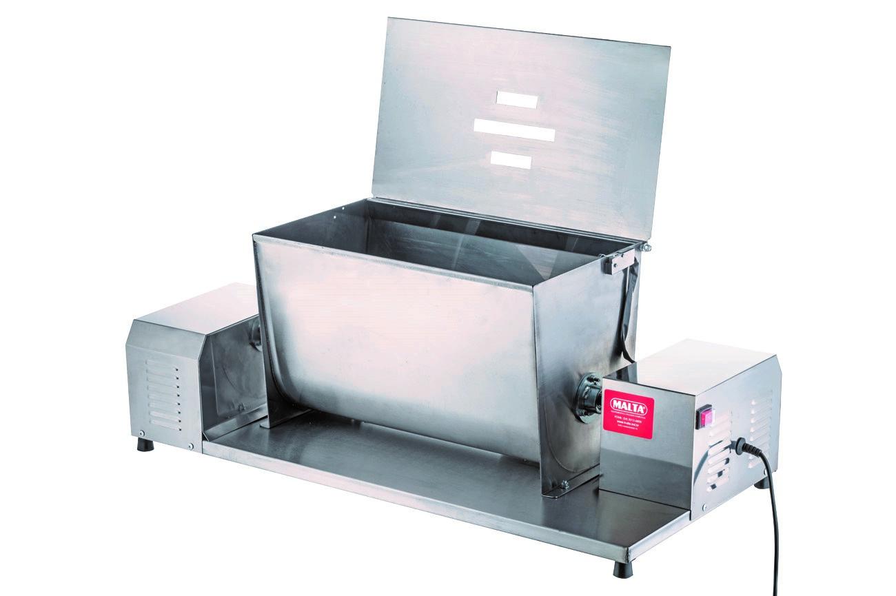 Misturadeira de Carne Industrial 25kg Bivolt Malta