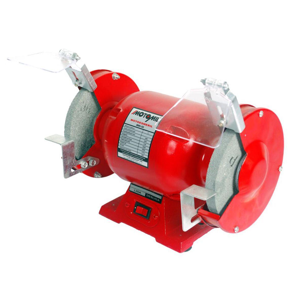 Moto Esmeril MOTOMIL 1/2CV  220V 360W
