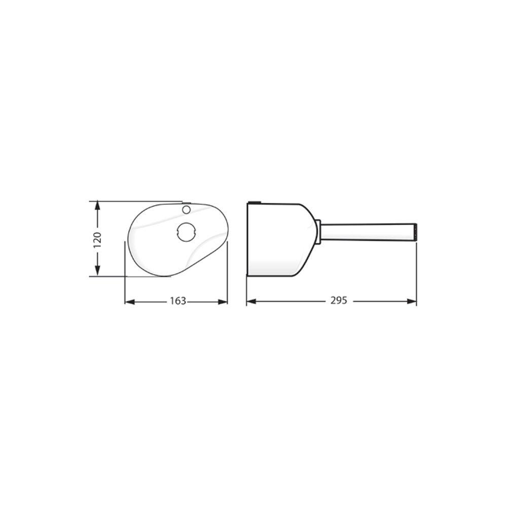 Pressurizador de Água Bomba Lorenzetti Maxi Turbo 52/46W