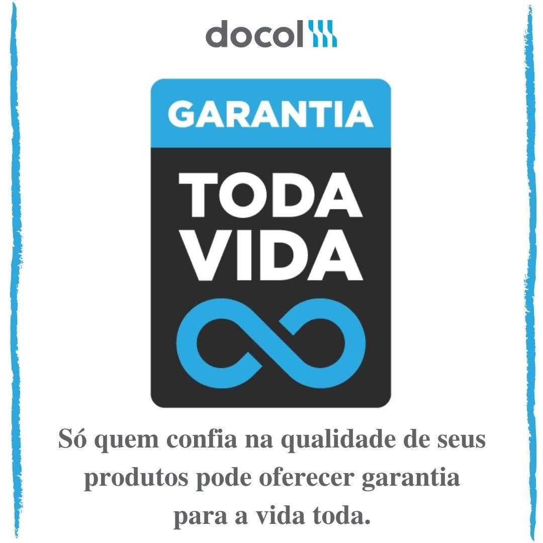 Registro com Acabamento Pressão 3/4 DN20 Itapema Bella DOCOL
