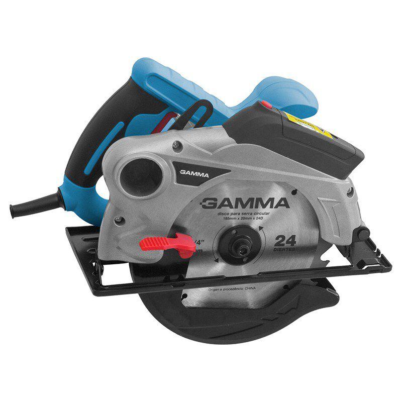 Serra Circular Gamma 7.1/4 220V 1200W