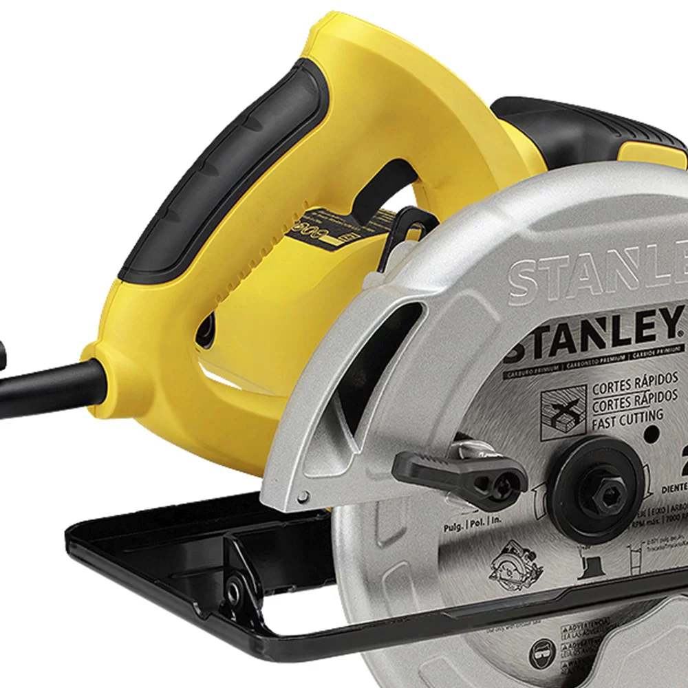 Serra Circular Stanley 7.1/4 185mm 220V 1600W