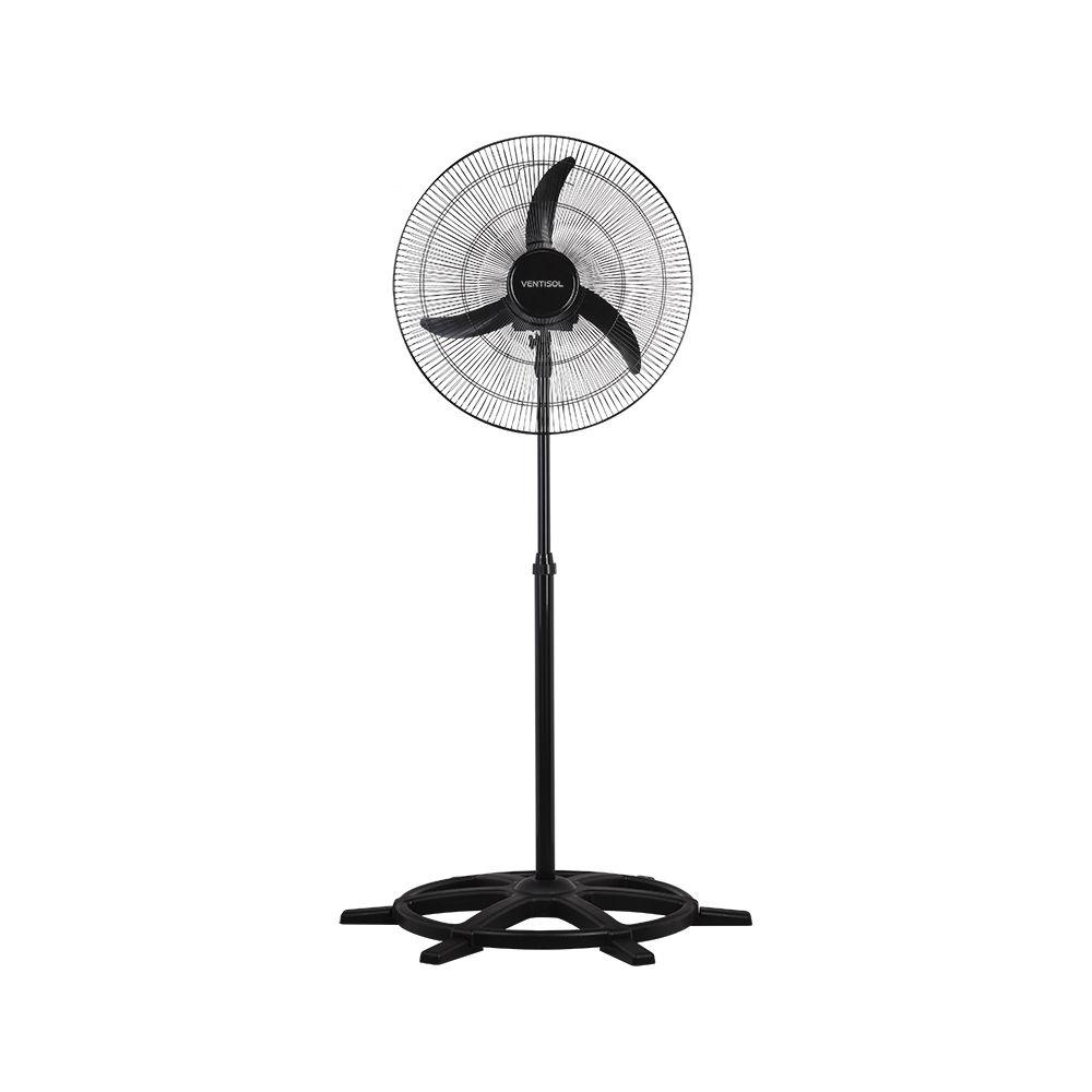 Ventilador Oscilante de Coluna Ventisol Comercial 60cm Bivolt 200W