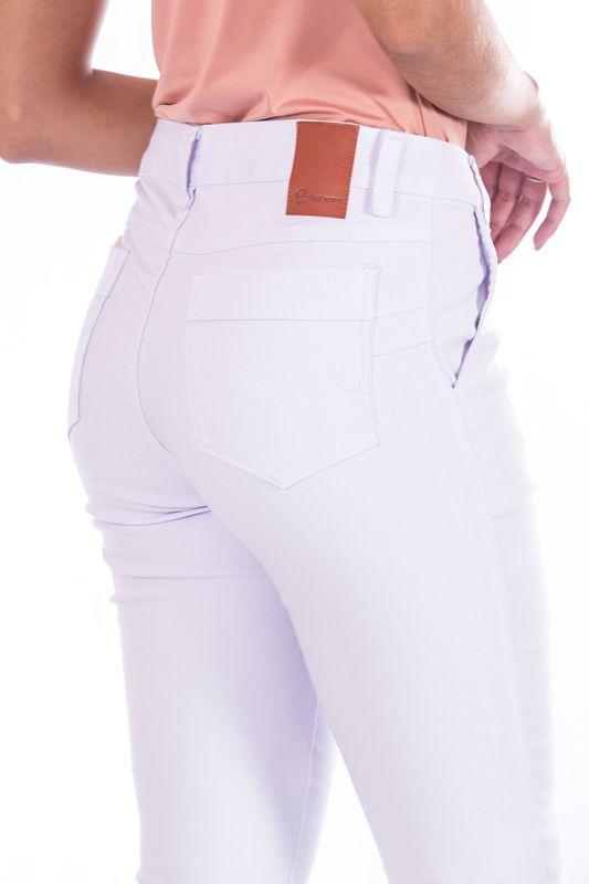 Calça Branca Clássica