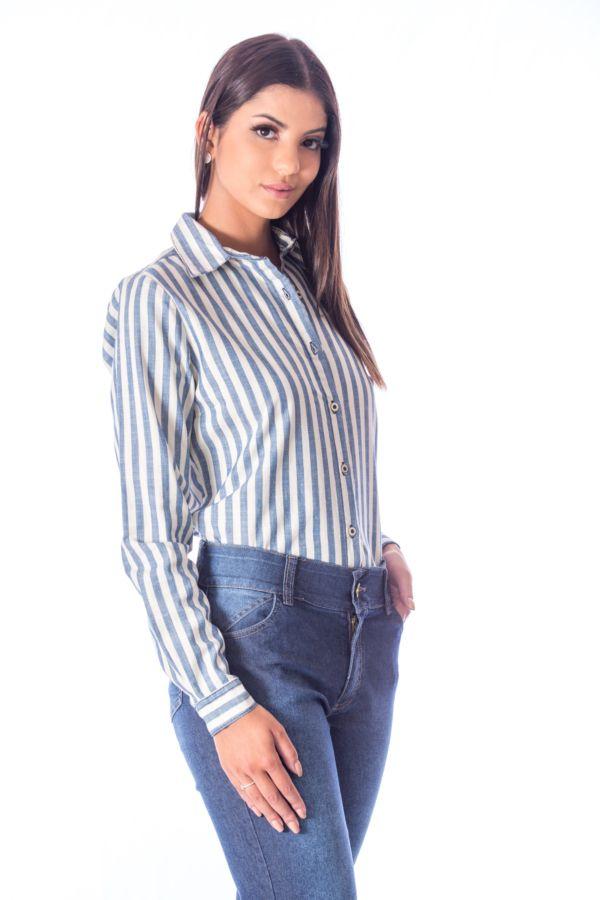 Calça Tradicional Jeans