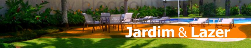 jardim e lazer