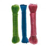 Corda para Varal Revestida 15M - Mor
