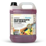 Desinfetante Mirax Alta Diluição Floral 5L - Renko