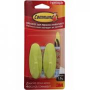 Gancho Command Amarelo - 3M