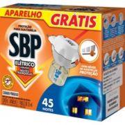 Inseticida Elétrico Refil + Aparelho 45 Noites - SBP